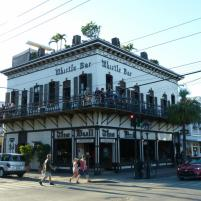 Whistle Bar in Key West