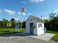 Ochopee Post Office - das kleinste Postamt der USA