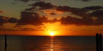 USA Florida Keys Islamorada Sonnenaufgang