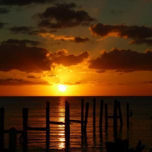 Sonnenaufgang über Islamorada
