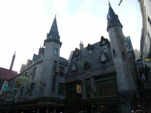 Zauberhafte Kulissen in der Wizarding World of Harry Potter