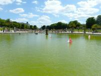 Bassin im Jardin du Luxembourg
