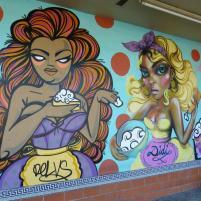 Grafiitikunst in Little Havanna
