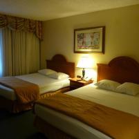 Hotelzimmer in River Park Hotel