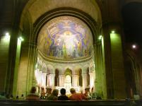 Kirchenraum Sacré Coeur