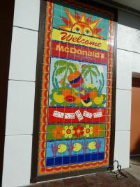 McDonalds in Little Havanna