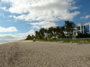 Strand von Fort Lauderdale