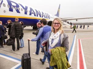 Portugal Algarve Faro Flughafen Köln-Bonn Ryanair