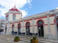Portugal Algarve Loulé Altstadt Markt Markthalle