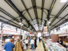 Portugal Algarve Loulé Altstadt Markt