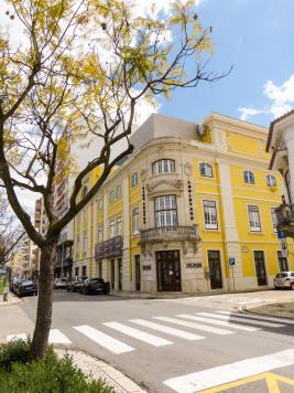 Portugal Algarve Loulé Altstadt Theater