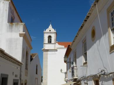 Algarve Lagos Altstadt Kirche