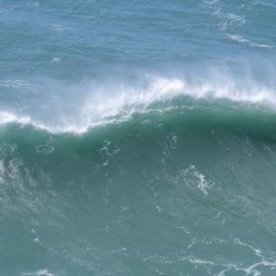 Algarve Ponta de Sagres Meer Wellen
