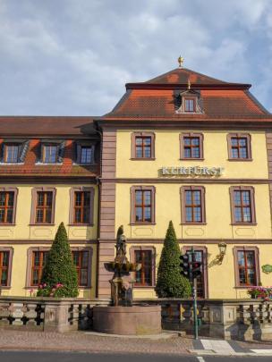 Fulda Barockviertel Palais