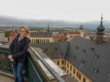 Fulda Stadtschloss Schloss Turm