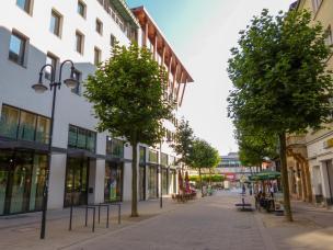 Fulda Fußgängerzone