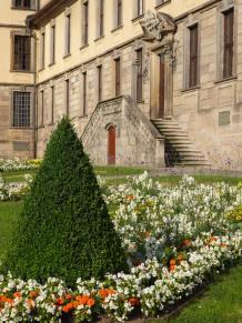 Fulda Stadtschloss Schloss Blume