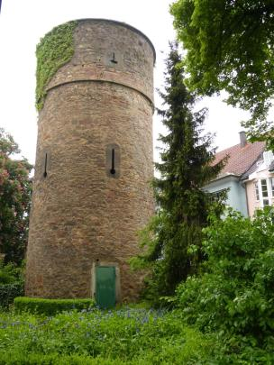 Fulda Altstadt Hexenturm