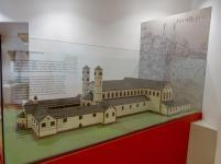Fulda Vonderau Museum Modell Klosterkirche Dom