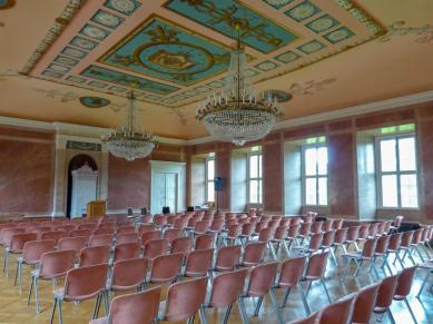Fulda Stadtschloss Schloss Historische Räume Standesamt