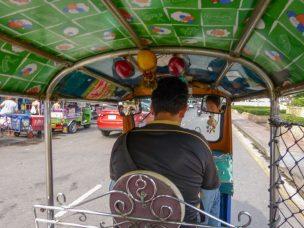 Thailand Bangkok Tuk Tuk