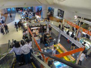 Thailand Bangkok Einkaufscenter