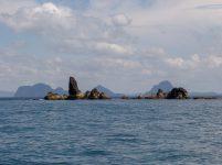 Thailand Koh Ngai Koh Hai Insel Andamanensee Inselparadies Meer Bootsausflug