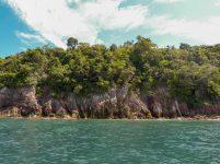 Thailand Koh Ngai Koh Hai Insel Andamanensee Inselparadies Meer Bootsausflug Schnorcheln Küste
