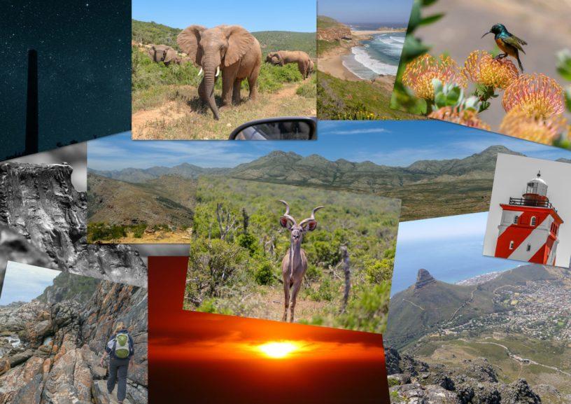 Fotoparade 2-2018 FoPaNet 2.Halbjahr Fotos Erinnerungen Best Of Südafrika