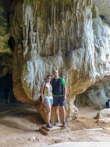 Thailand Khao Sok Nationalpark Dschungel Kajaktour Höhle Wararam Cave