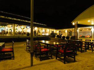 Thailand Koh Ngai Koh Hai Insel Andamanensee Inselparadies Strand Fantasy Resort Restaurant