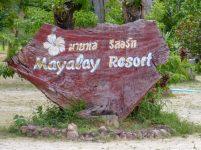 Thailand Koh Ngai Koh Hai Insel Andamanensee Inselparadies Strand Meer Mayalay Beach Resort