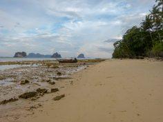 Thailand Koh Ngai Koh Hai Insel Andamanensee Inselparadies Strand Strandspaziergang