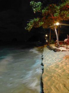 Thailand Koh Ngai Koh Hai Insel Andamanensee Inselparadies Restaurant Salalay Flut