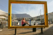 Südafrika South Africa Kapstadt Cape Town Victoria and Alfred Waterfront Table Montain Tafelberg Fotospot