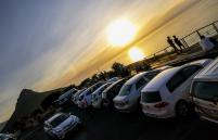 Südafrika Kapstadt Cape Town Sunset Tour Signal Hill Abendsonne Sundowner