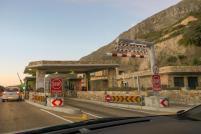 Südafrika South Africa Kap Halbinsel Chapman's Peak Drive Küstenstraße Maut Mautstation