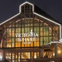Südafrika Kapstadt Cape Town Victoria 6 Alfred Waterfront Abend Victoria Wharf Shoppingmall