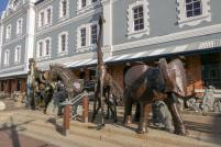 Südafrika Kapstadt Cape Town Victoria and Alfred V&A Waterfront Hafen Kunst