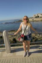 Südafrika Kapstadt Cape Town Green Point Sea Point Promenade Meer Atlantik
