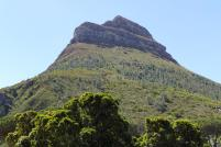 Südafrika Kapstadt Cape Town City Sightseeing Hop On Hop Off Bus Doppeldeckerbus Bustour Lion's Head