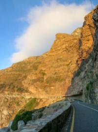 Südafrika South Africa Kap Halbinsel Chapman's Peak Drive Küstenstraße Abendsonne