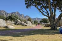 Südafrika Kapstadt Cape Town Camp's Bay Vorort Strand