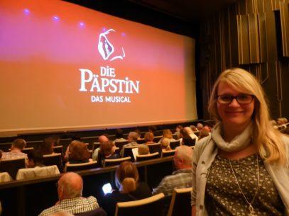 Musical Die Päpstin Musicalsommer Schlosstheater Fulda