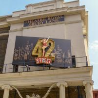 Musical 42d Street Theatre Royal Drury Lane London West End