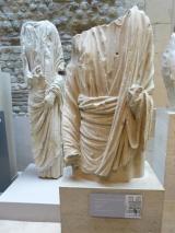 Frankreich Paris Musée de Cluny mittelalterliches Museum Skulpturen von Notre Dame de Paris Kathedrale Mittelalter