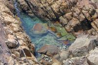 Südafrika South Africa Kap Mossel Bay St Blaize Trail Wanderpfad Wasser