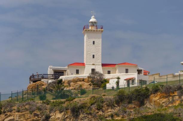 Südafrika South Africa Kap Mossel Bay St Blaize Lighthouse Leuchtturm