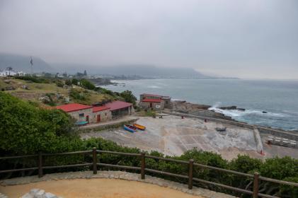 Südafrika South Africa Hermanus Kap Walker Bay Old Harbour Alter Hafen