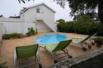 Südafrika South Africa Hermanus Kap Anchor's Rest B&B Guesthouse Unterkunft Pool